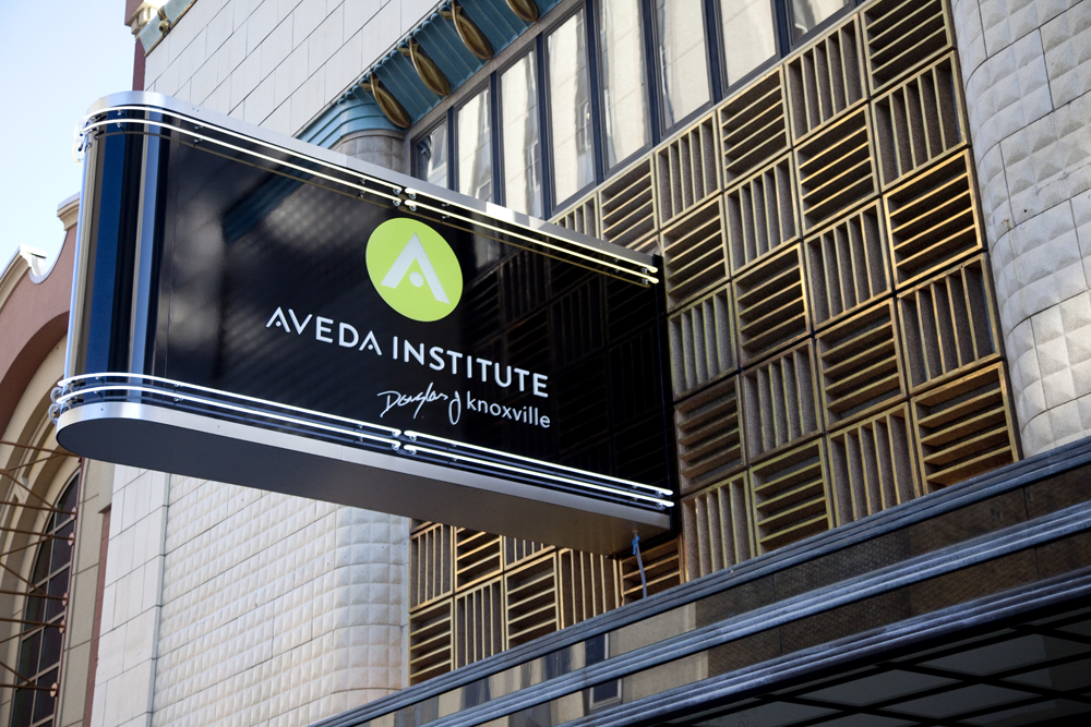 knoxville douglas J aveda institute